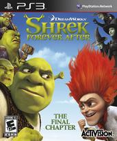 Hra pre Playstation 3 Shrek: Forever After