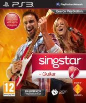 Hra pre Playstation 3 Singstar Guitar