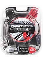 Príslušenstvo pre Playstation 3 Sluchátka Gaming Headset