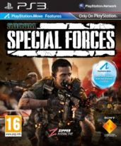 Hra pre Playstation 3 SOCOM: Special Forces
