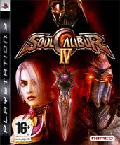 Hra pre Playstation 3 Soul Calibur IV + Bonus DVD