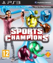 Hra pre Playstation 3 Sports Champions dupl