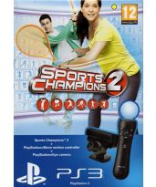 Hra pre Playstation 3 Sports Champions 2 + MOVE Starter Pack