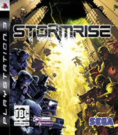 Hra pre Playstation 3 Stormrise