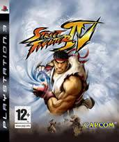 Hra pre Playstation 3 Street Fighter IV (Collectors Edition)