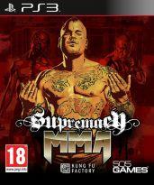 Hra pre Playstation 3 Supremacy MMA