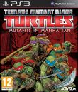 Hra pro Playstation 3 Teenage Mutant Ninja Turtles: Mutants in Manhattan