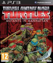 Hra pre Playstation 3 Teenage Mutant Ninja Turtles: Mutants in Manhattan