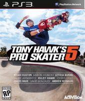 Hra pre Playstation 3 Tony Hawks Pro Skater 5