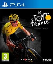 hra pro Playstation 4 Tour de France 2017