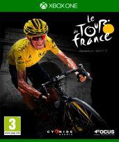 hra pro Xbox One Tour de France 2017