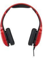 Príslušenstvo pre Playstation 3 Slúchadlá TRITTON Kunai (PS4/PS3/PSV) (červené)