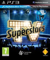 Hra pro Playstation 3 TV Superstars