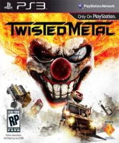 Hra pre Playstation 3 Twisted Metal