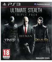 Hra pre Playstation 3 Ultimate Stealth Triple Pack (THIEF, Hitman, Deus Ex)