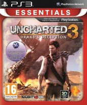 Hra pre Playstation 3 Uncharted 3: Drakes Deception EN