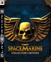 Hra pre Playstation 3 Warhammer 40000: Space Marine (Collectors Edition)