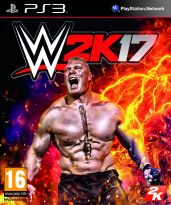 Hra pre Playstation 3 WWE 2K17