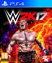 hra pre Playstation 4 WWE 2K17