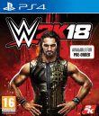 hra pre Playstation 4 WWE 2K18