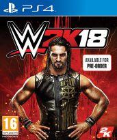 hra pro Playstation 4 WWE 2K18