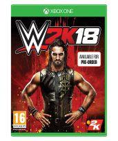 hra pro Xbox One WWE 2K18