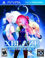 Hra pre PS Vita XBlaze Lost: Memories