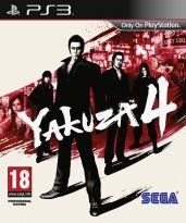 Hra pre Playstation 3 Yakuza 4