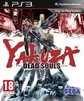 Hra pre Playstation 3 Yakuza: Dead Souls