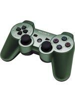 Príslušenstvo pre Playstation 3 gamepad DualShock 3 Controller (zelený)