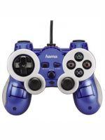 Príslušenstvo pre Playstation 3 Gamepad Mini V3 (modrý)