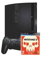 Príslušenstvo pre Playstation 3 konzola Sony PlayStation 3 Slim (320GB) + Resistance 3