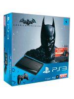 Príslušenstvo pre Playstation 3 Konzola Sony PlayStation 3 Super Slim (500GB) + Batman: Arkham Origins
