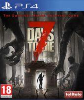 hra pre Playstation 4 7 Days to Die