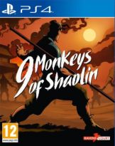 hra pro Playstation 4 9 Monkeys of Shaolin