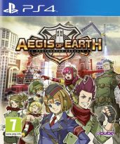 Hra pre Playstation 3 Aegis of Earth: Protonovus Assault