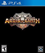 hra pre Playstation 4 Aegis of Earth: Protonovus Assault