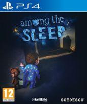 hra pre Playstation 4 Among the Sleep
