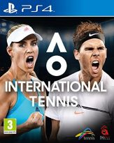 hra pro Playstation 4 AO International Tennis