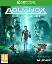 hra pro Playstation 4 Aquanox: Deep Descent