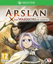 Arslan: The Warriors of Legend (XBOX1)