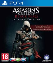 hra pre Playstation 4 Assassins Creed IV: Black Flag CZ (Jackdaw Edition)