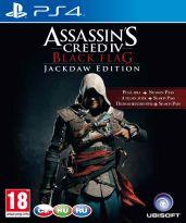 hra pre Playstation 4 Assassins Creed IV: Black Flag CZ (Jackdaw Edition)