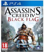 hra pre Playstation 4 Assassins Creed IV: Black Flag CZ (Skull Edition)