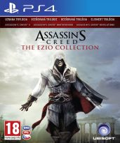 hra pre Playstation 4 Assassins Creed: The Ezio Collection