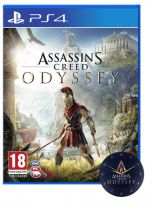 hra pre Playstation 4 Assassins Creed: Odyssey + hodiny