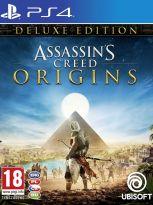 hra pre Playstation 4 Assassins Creed: Origins CZ (Deluxe Edícia) + mikina
