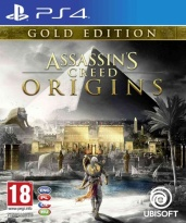 hra pro Playstation 4 Assassins Creed: Origins (Gold Edition)