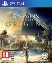 hra pro Playstation 4 Assassins Creed: Origins CZ (Deluxe edícia)