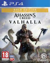 hra pro Playstation 4 Assassins Creed: Valhalla - Gold Edition